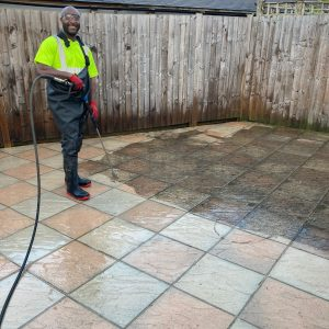 ADC power wash
